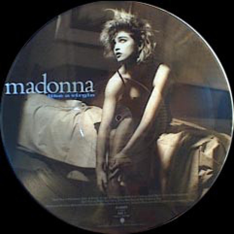 Madonna ‎– Like A Virgin
