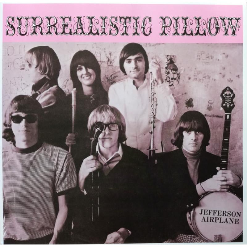 Jefferson Airplane – Surrealistic Pillow
