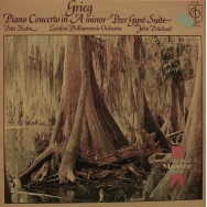 Peter Katin, London Philharmonic Orchestra, John Pritchards - Grieg - Piano Concerto in Am / Music from Peer Gynt