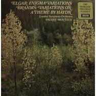 London Symphony Orchestra, Pierre Monteux - Elgar - Enigma Variations / Brahms - Variations on a Theme by Haydn