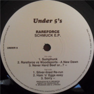 Rare Force - Schmuck E.P.