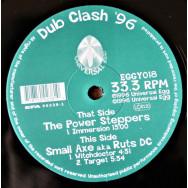 Power Steppers / Ruts DC - Dub clash '96