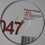 R-Tem / Pillow One ‎– Future Heroes - Vol 2 (Disc One)