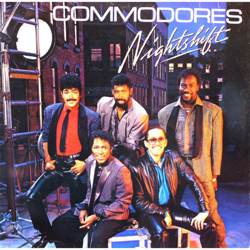 Commodores ‎– Nightshift