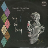 Frank Sinatra ‎– Frank Sinatra Sings For Only The Lonely