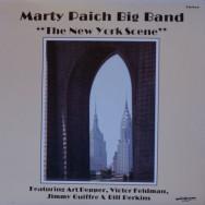 Marty Paich Big Band - The New York Scene (Art Pepper, Victor Feldman, Jimmy Guiffre & Bill Perkins)