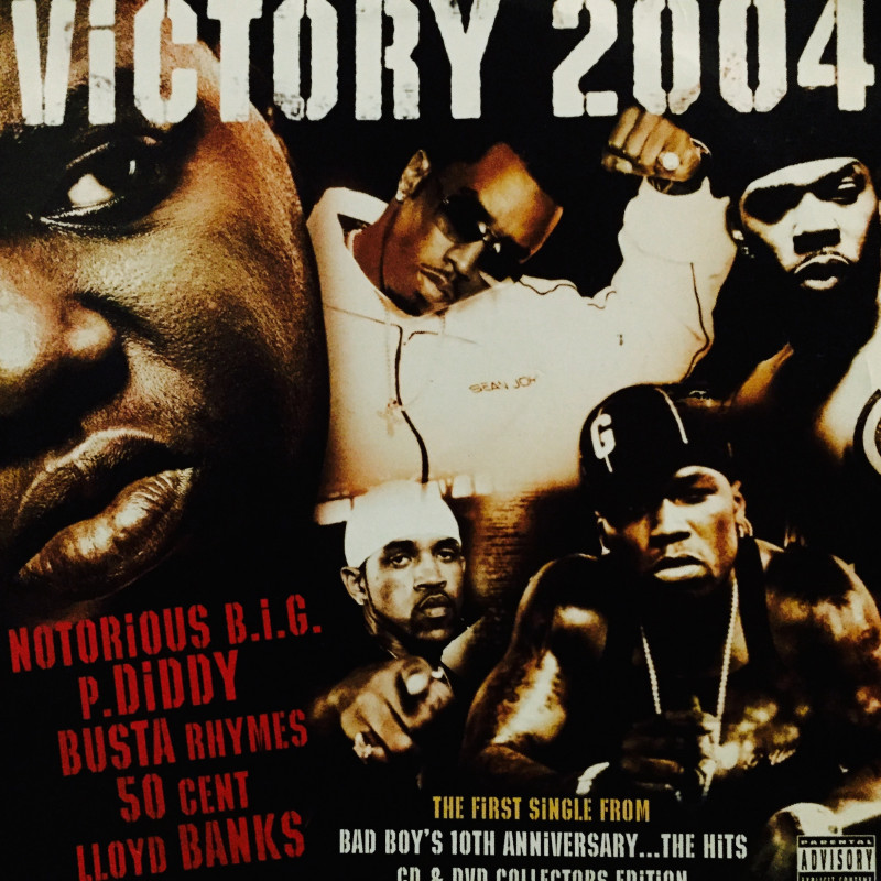 Puff Daddy - Victory 2004