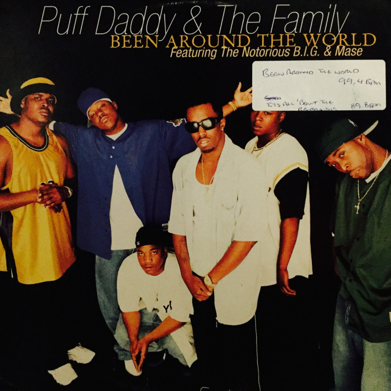 Puff Daddy & The Family - Been Around The World