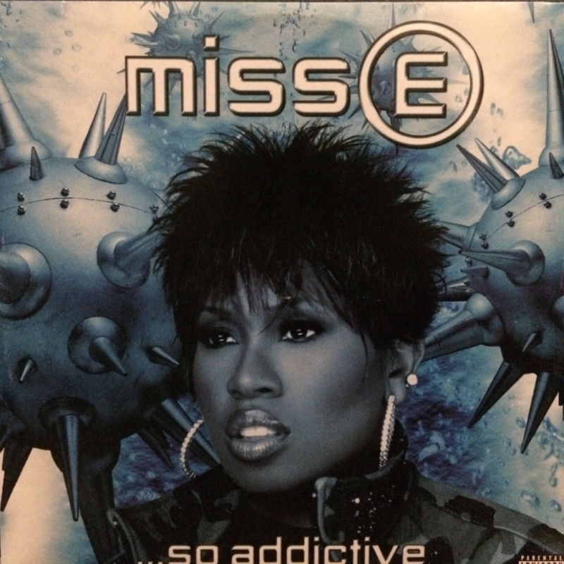 Missy Elliott - Miss E …So Addictive