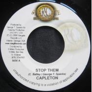 Capleton  - Stop Them