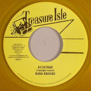 Baba Brooks / Alton Ellis & The Flames ‎– Alcatraz / Don't Trouble People