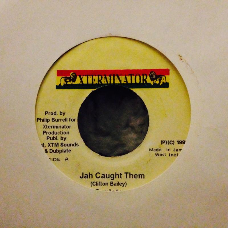 Capleton Jah cought them / Version