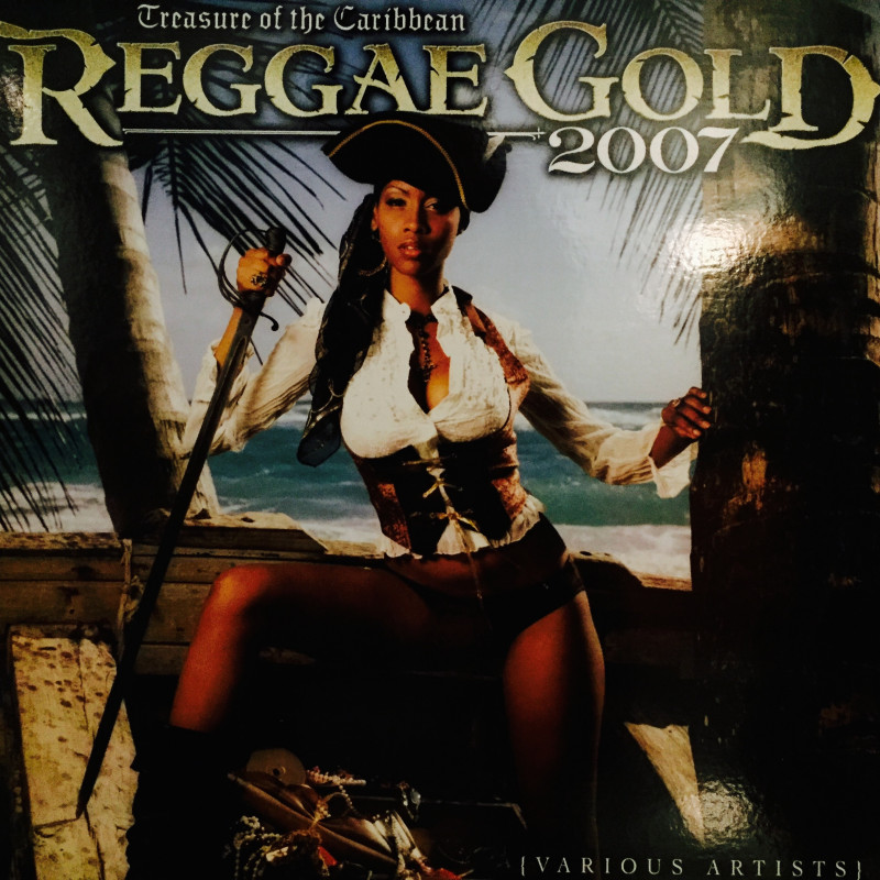 Various Artist Reggae gold 2007 - Treasure of the carribben