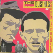 The Business ‎– Suburban Rebels